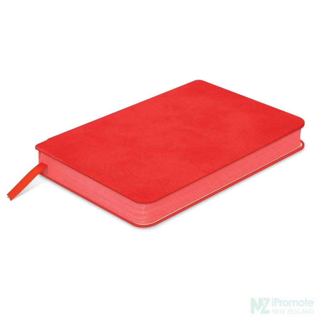Demio Notebook Red Small