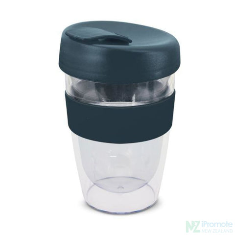 Image of Double Walled 330Ml Express Cup Navy Reusable Mugs
