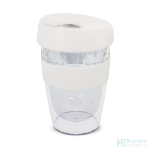 Image of Double Walled 330Ml Express Cup White Reusable Mugs