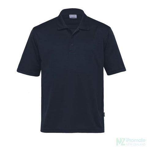 Dri Gear Axis Polo Navy Shirts