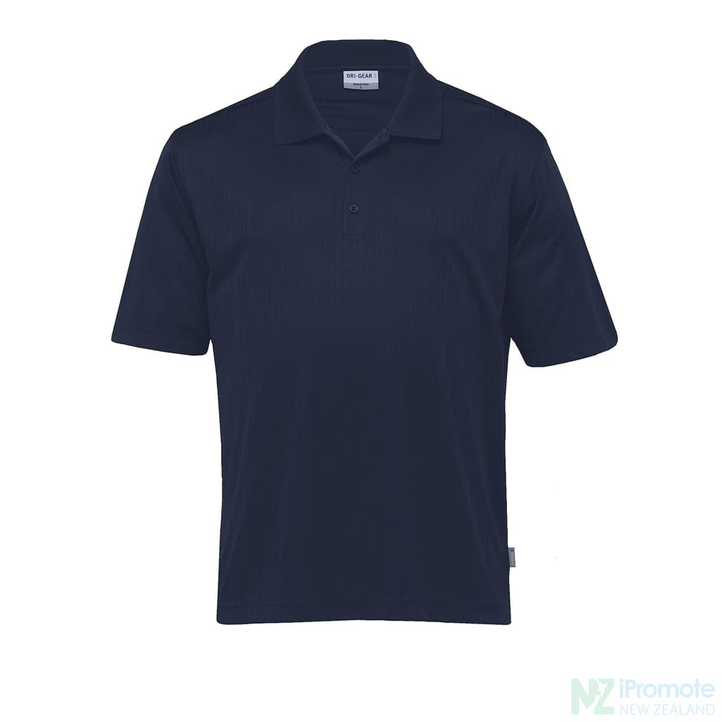 Dri Gear Corporate Pinnacle Polo Navy / Small Shirts