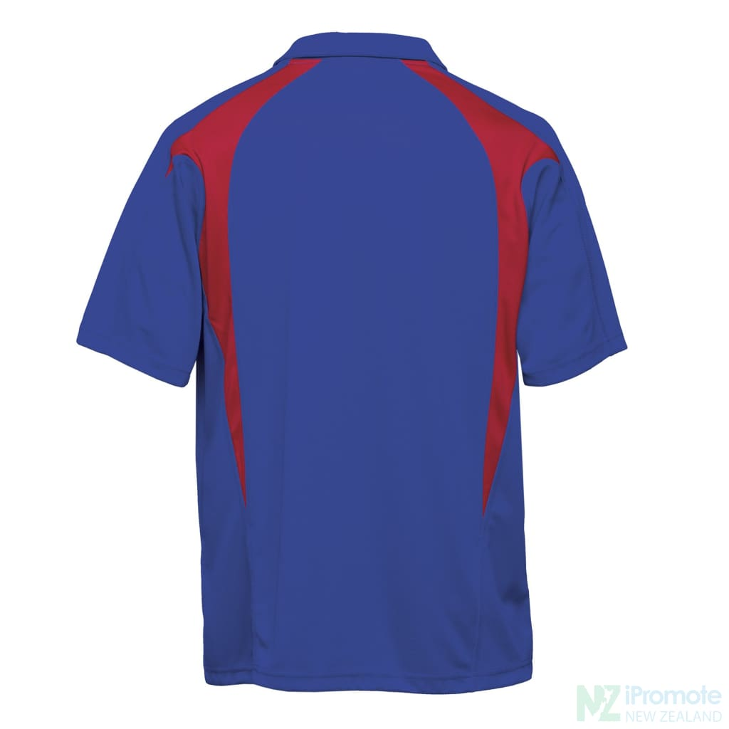 Dri Gear Spliced Zenith Polo Shirts