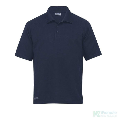 Image of Dri Gear Summit Coolmax Polo Navy / Xs Shirts