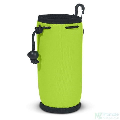 Image of Drink Bottle Carry Bag Green Holder