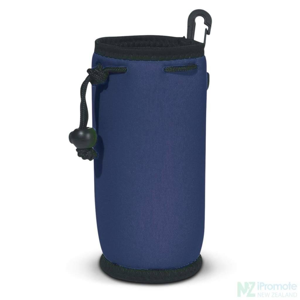 Drink Bottle Carry Bag Navy Holder