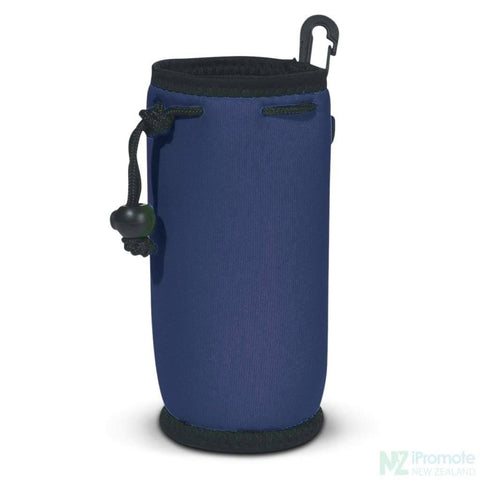 Image of Drink Bottle Carry Bag Navy Holder