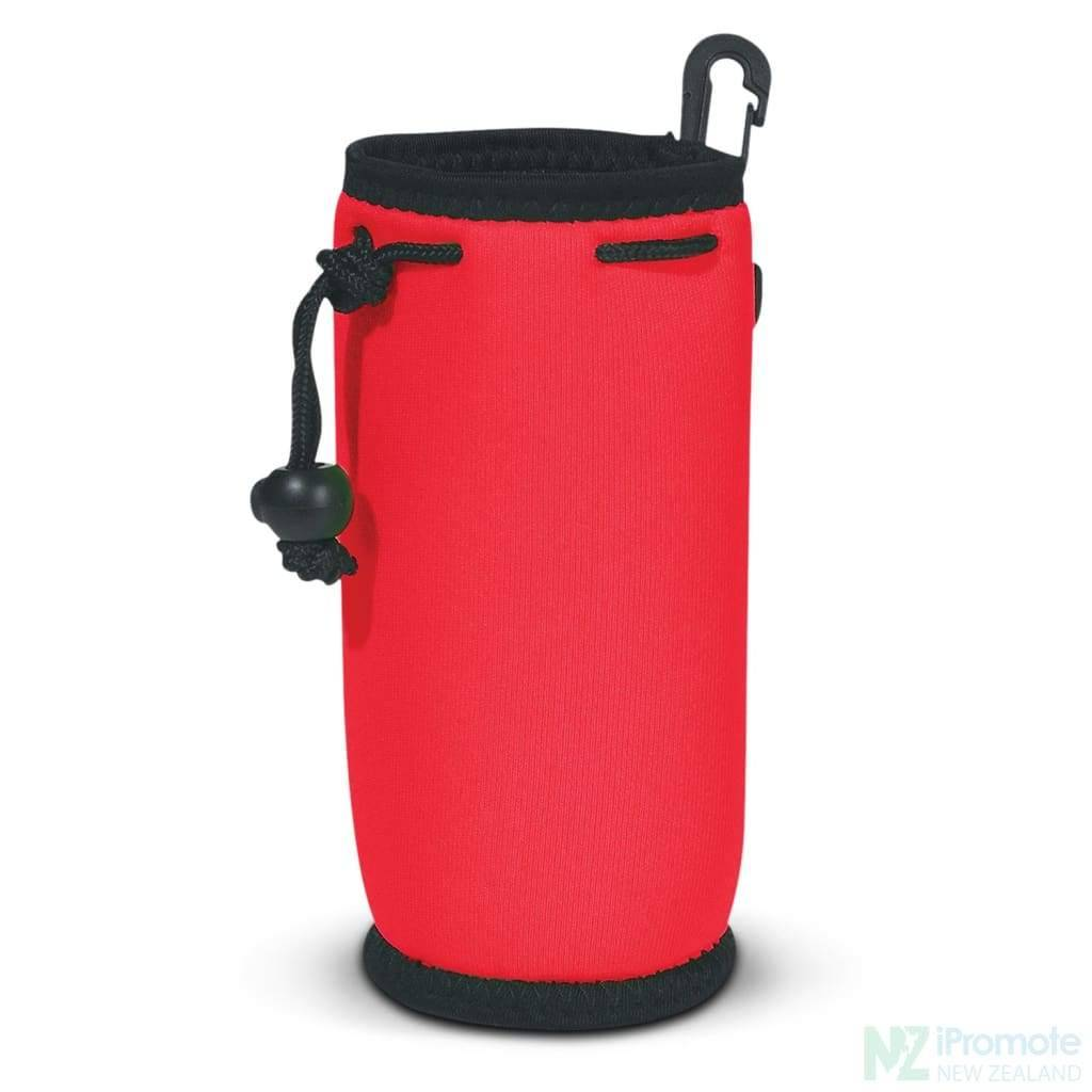 Drink Bottle Carry Bag Red Holder