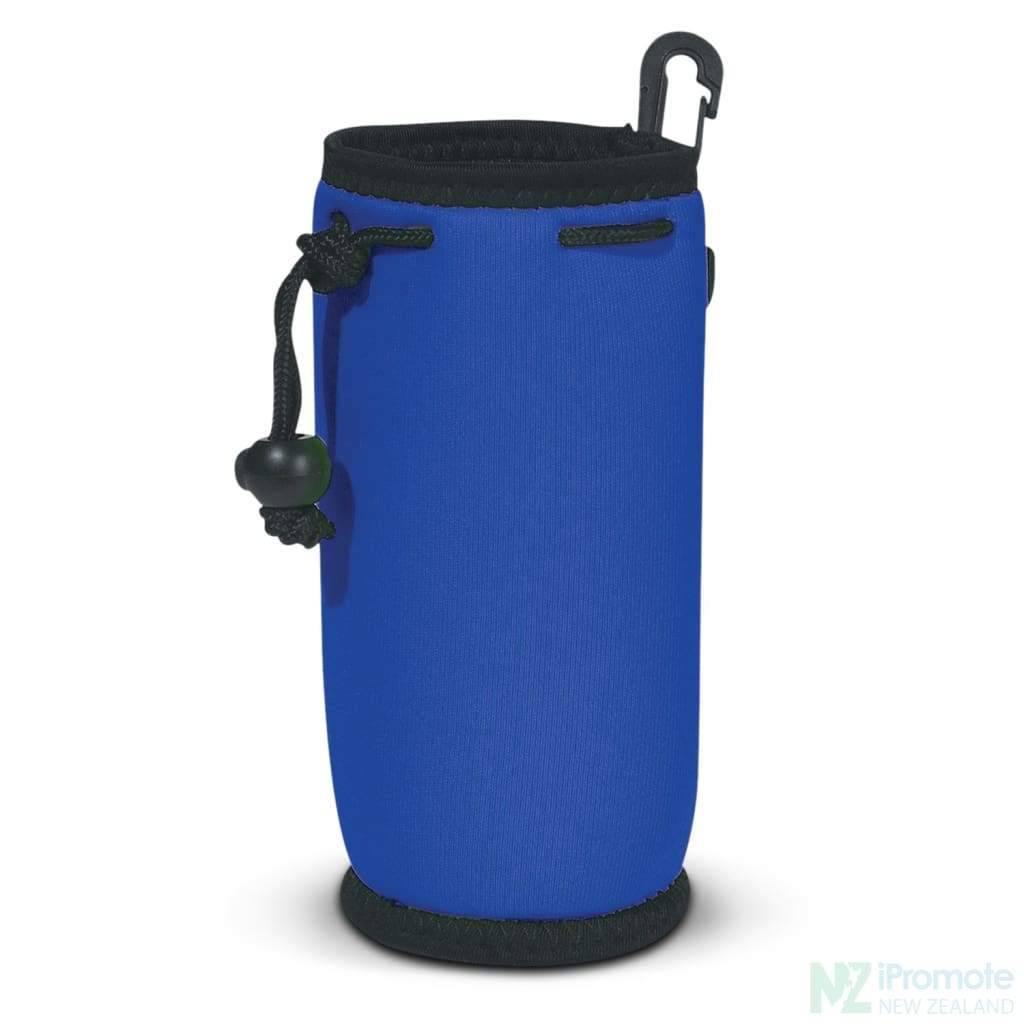 Drink Bottle Carry Bag Royal Blue Holder