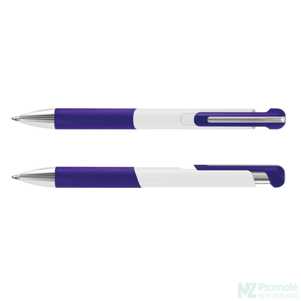 Dynasty Pen Dark Blue Plastic Promotional Pens