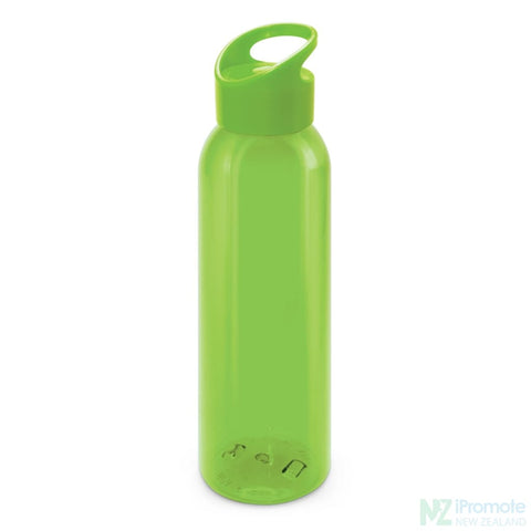 Image of Eclipse Drink Bottle Green Plastic Bpa Free
