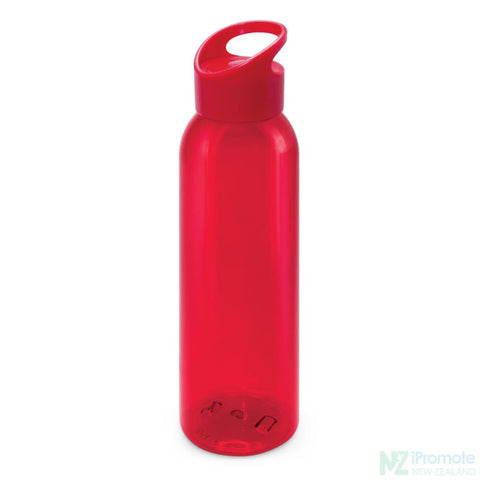 Eclipse Drink Bottle Red Plastic Bpa Free