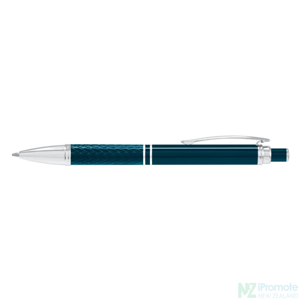 Electra Pen Dark Blue Metal