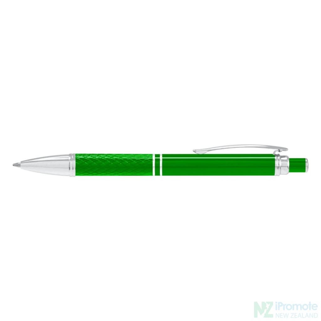 Electra Pen Green Metal