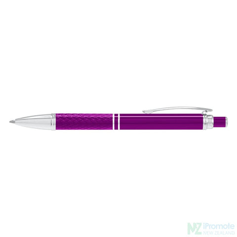 Image of Electra Pen Purple Metal