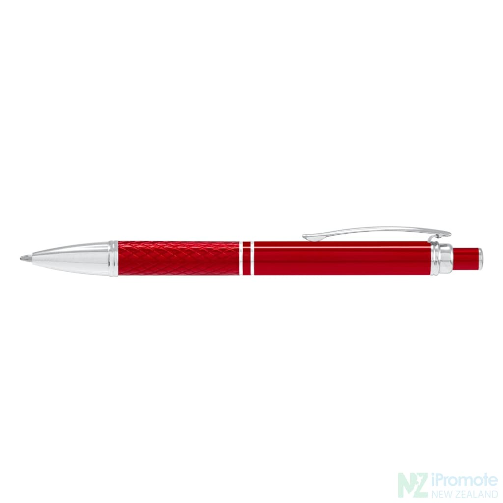 Electra Pen Red Metal