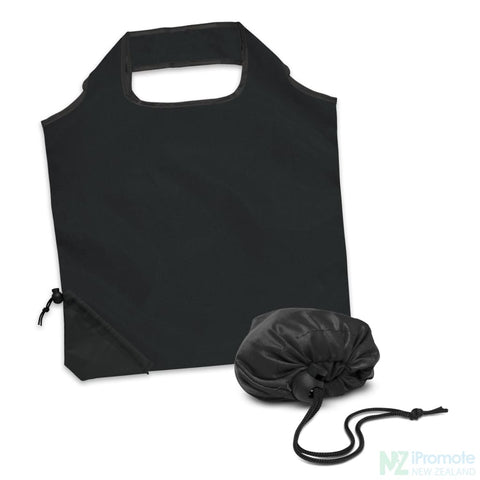 Image of Ergo Fold Away Tote Bag Black Bags