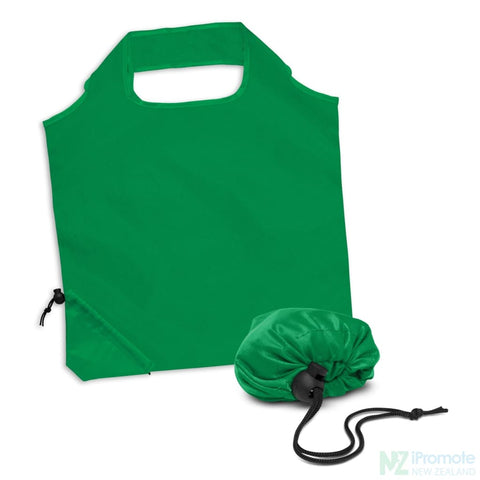 Image of Ergo Fold Away Tote Bag Green Bags