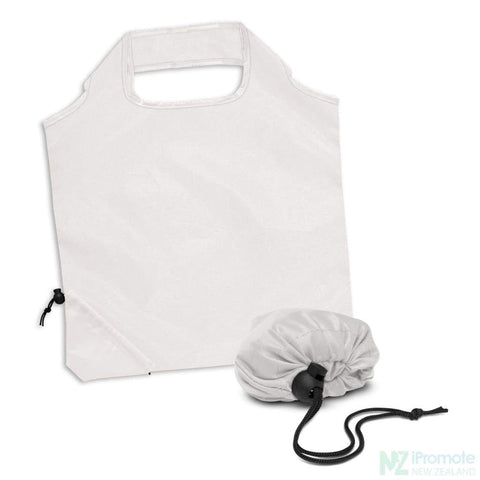 Image of Ergo Fold Away Tote Bag White Bags