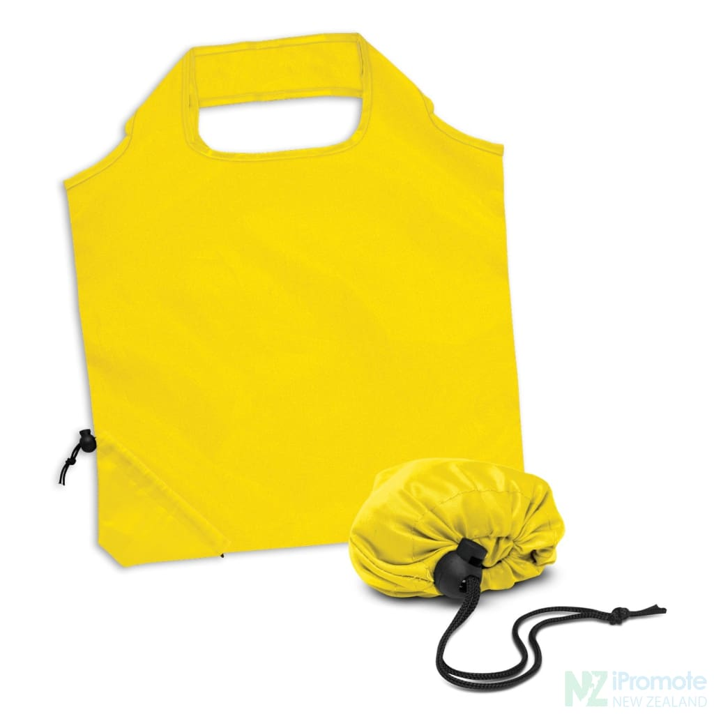 Ergo Fold Away Tote Bag Yellow Bags