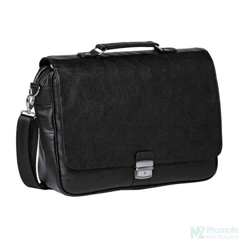 Image of Euro Classic Satchel Brief Bag Premium Luggage