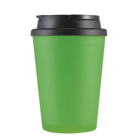 Aroma Coffee Cup with Handle Lid