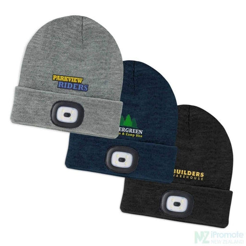 Image of Headlamp Beanie Beanies