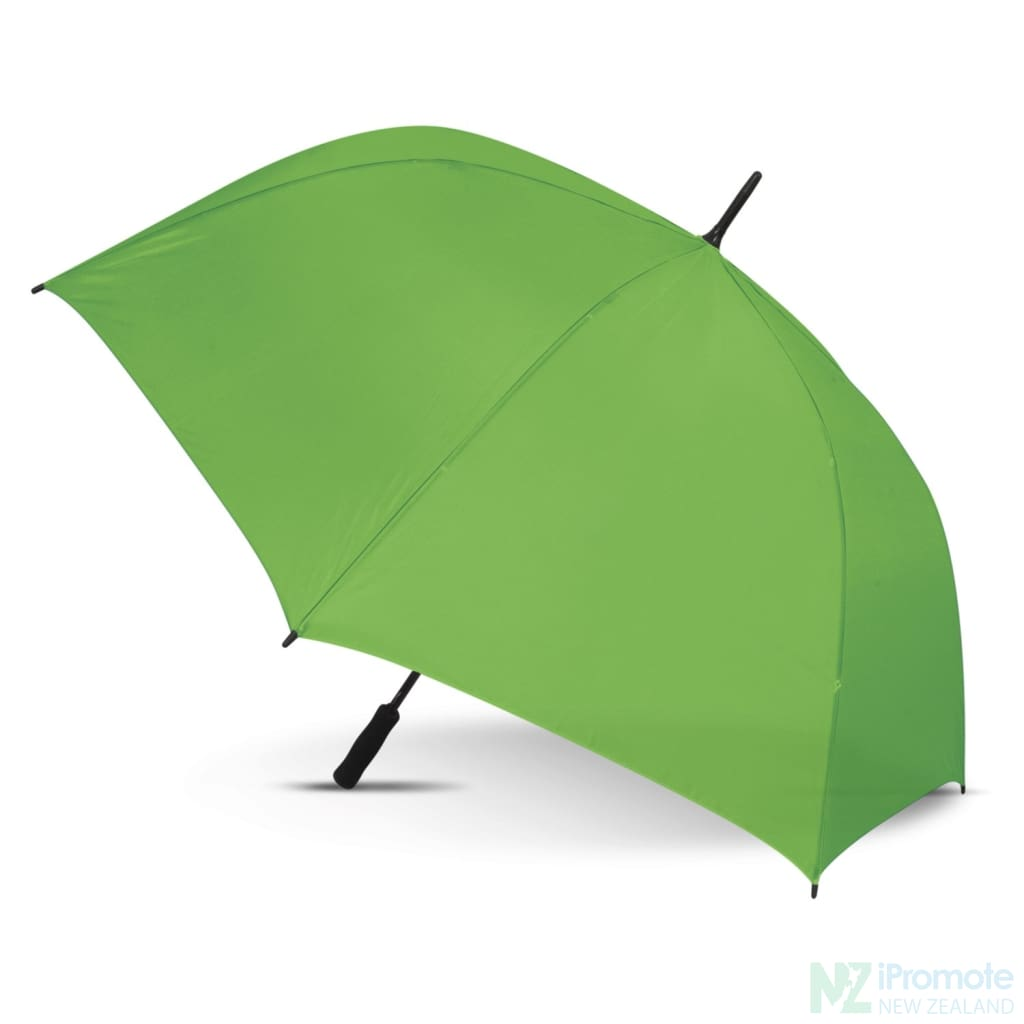 Hydra Promo Umbrella Bright Green Umbrellas