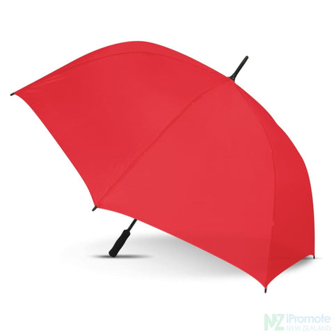 Image of Hydra Promo Umbrella Red Umbrellas