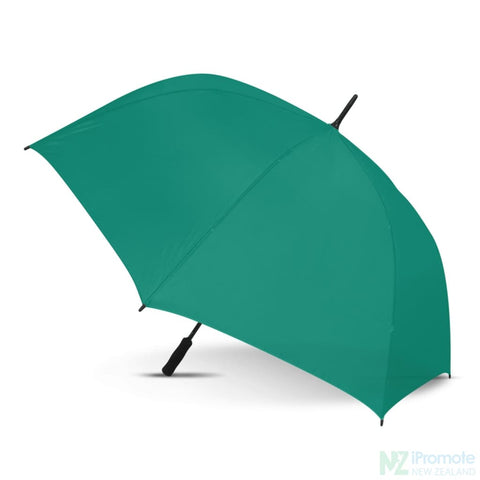 Hydra Promo Umbrella Teal Umbrellas