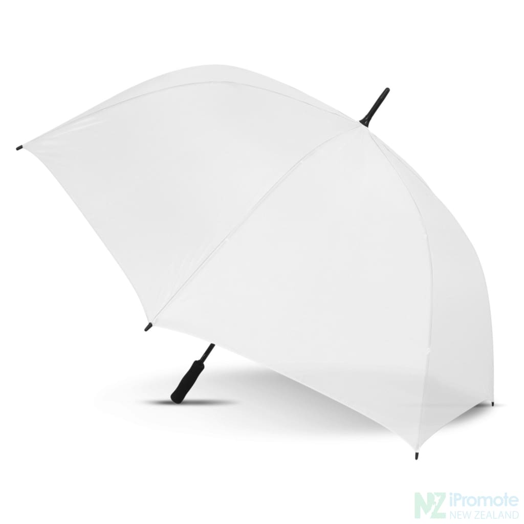 Hydra Promo Umbrella White Umbrellas