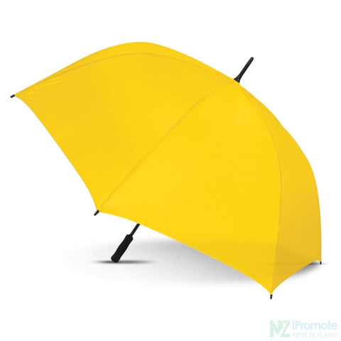 Hydra Promo Umbrella Yellow Umbrellas