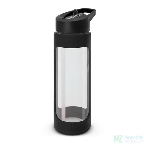 Jupiter Glass Bottle Black Drink