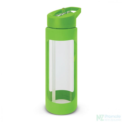 Jupiter Glass Bottle Bright Green Drink