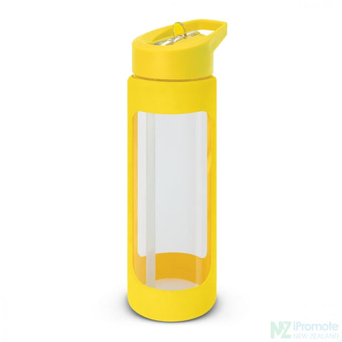 Image of Jupiter Glass Bottle Yellow Drink