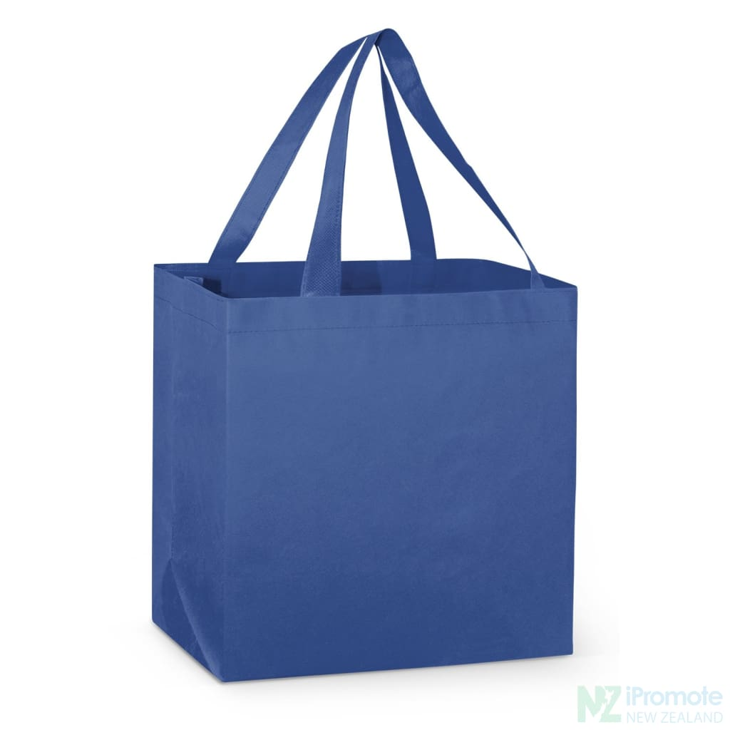 Large Reinforced Shopper Tote Bag Royal Blue Bags