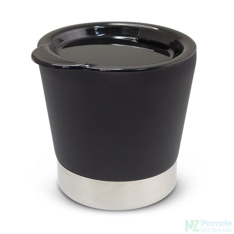 Low Profile Vacuum Cup Black Cups