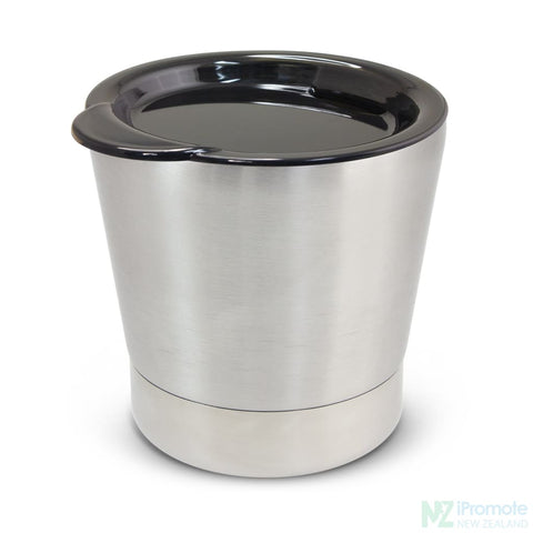Image of Low Profile Vacuum Cup Stainless Steel Cups