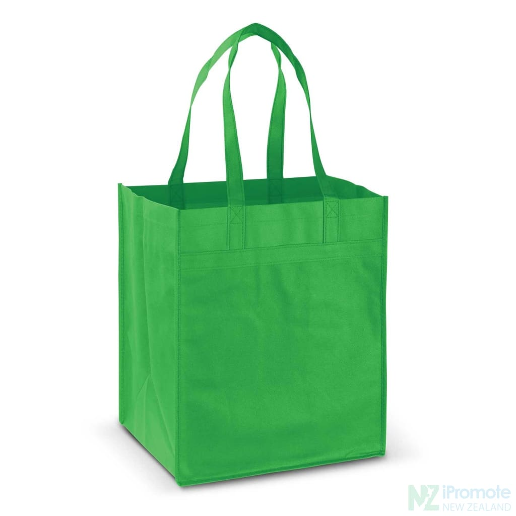 Mega Shopper Tote Bag Bright Green Bags