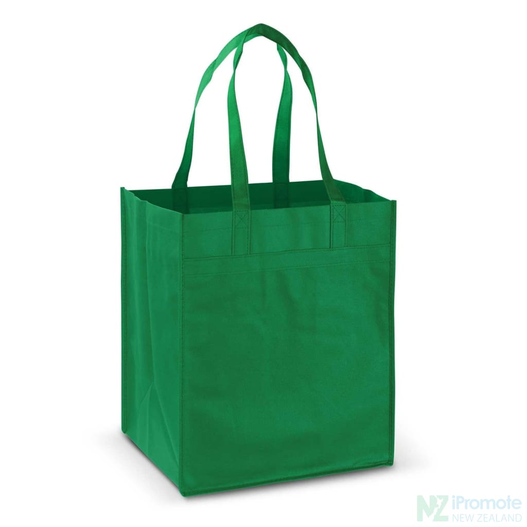 Mega Shopper Tote Bag Dark Green Bags