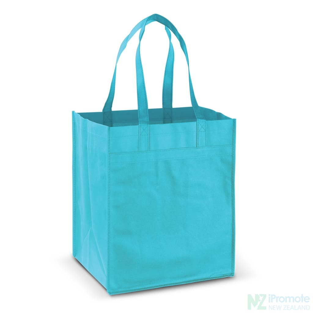 Mega Shopper Tote Bag Light Blue Bags