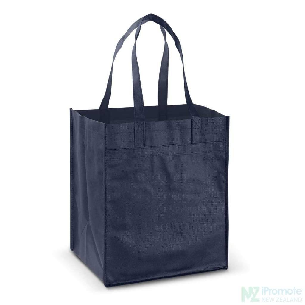 Mega Shopper Tote Bag Navy Bags