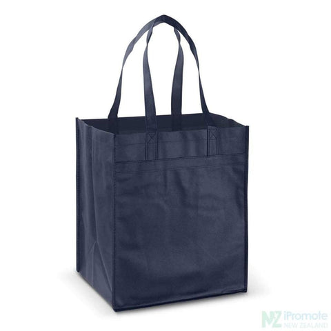 Image of Mega Shopper Tote Bag Navy Bags