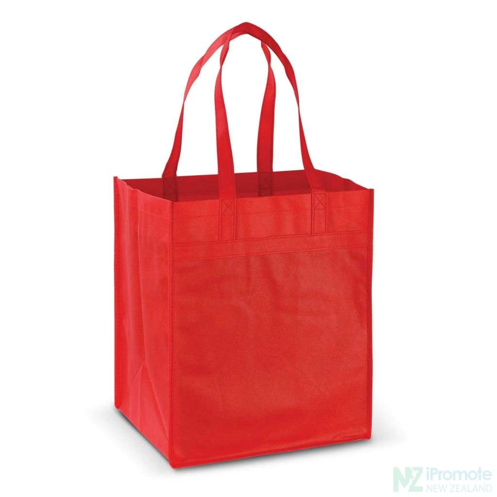Mega Shopper Tote Bag Red Bags