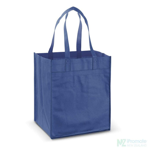 Image of Mega Shopper Tote Bag Royal Blue Bags