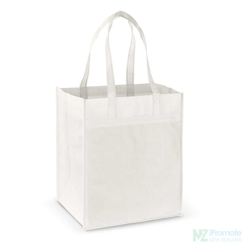 Image of Mega Shopper Tote Bag White Bags