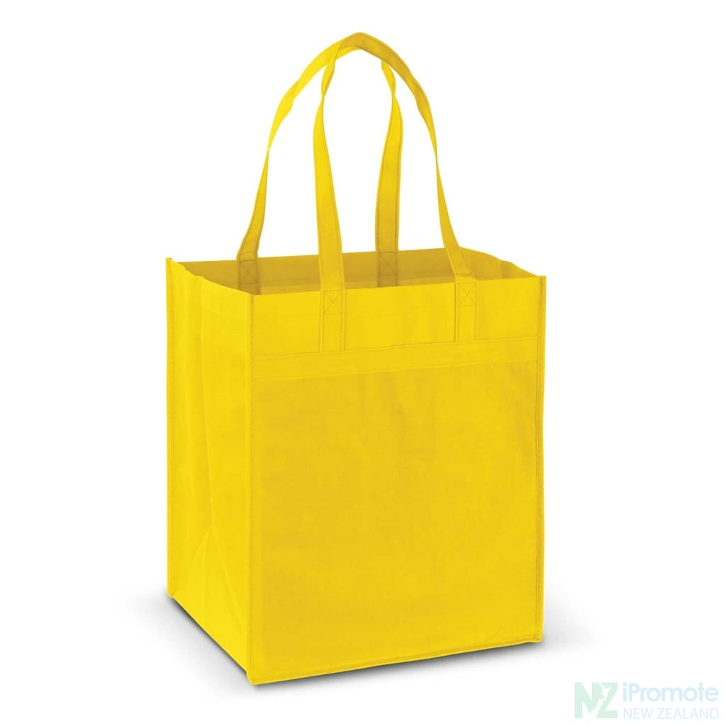 Mega Shopper Tote Bag Yellow Bags