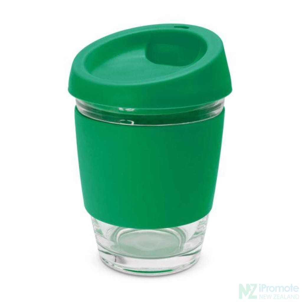Metro Cup Dark Green Reusable Mugs