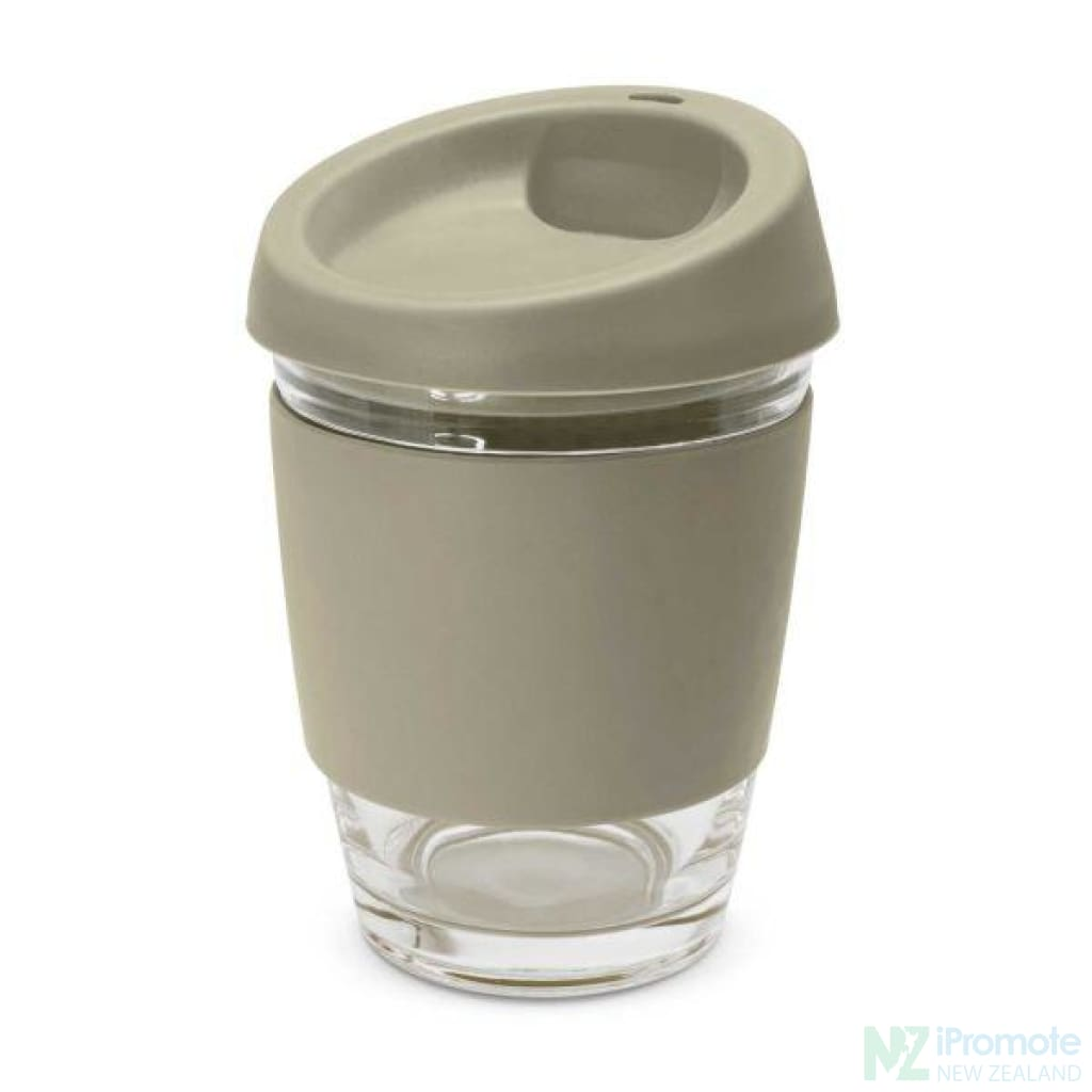 Metro Cup Grey Reusable Mugs