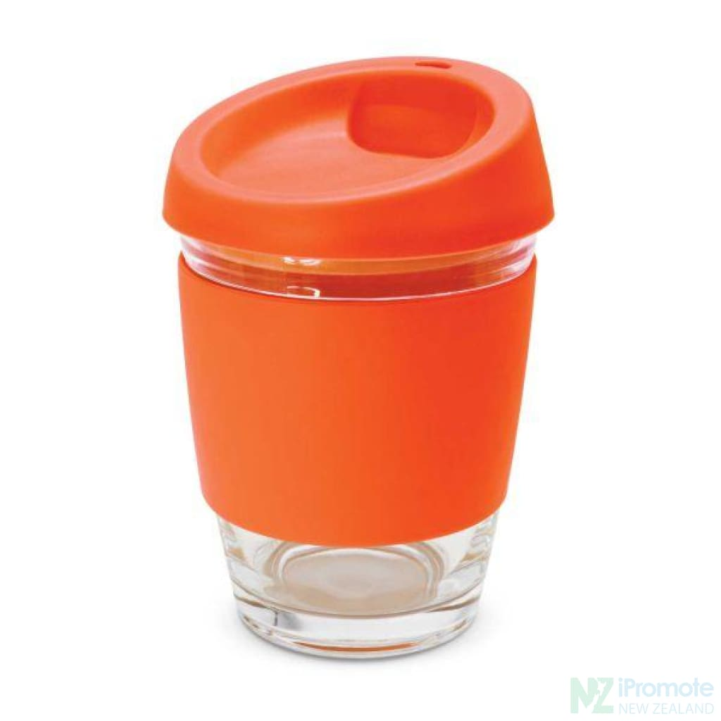 Metro Cup Orange Reusable Mugs