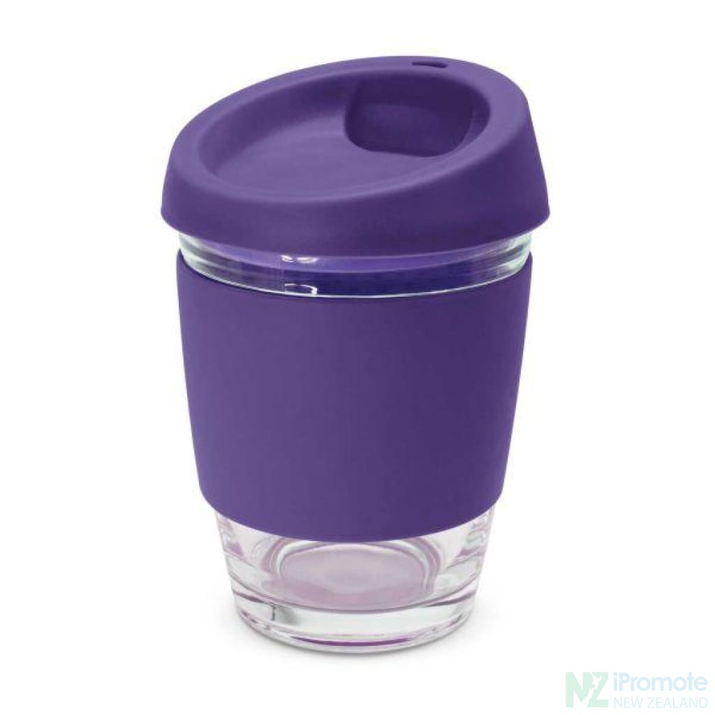 Metro Cup Purple Reusable Mugs